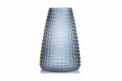 Vase Dim-Skala Groß | Grau