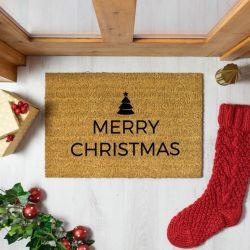 Traditionelles fröhliches Weihnachtsfest
