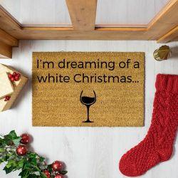 Ich träume von einer Weißwein-Weihnacht