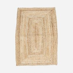Tapis Structure 130 x 85 cm | Naturel