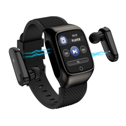 Smartwatch Pro 2 in 1 Incl. Dual Wireless Earbuds