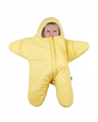 Sleeping Bag Star 3-6m | Yellow