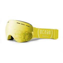 Snow Goggles Cervino Unisex | Yellow Frame, Yellow Lens