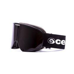 Snow Goggles Aspen Unisex | Black Frame, Smoke Lens