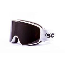 Snow Goggles Aspen Unisex | White Frame, Smoke Lens