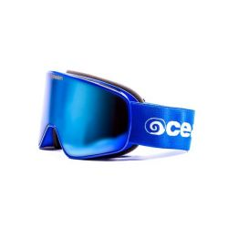 Snow Goggles Aspen Unisex | Blue Frame, Blue Lens