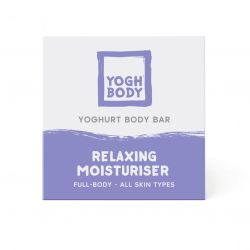 Yoghurt Body Bar Relaxing Moisturiser | Lavender | Purple