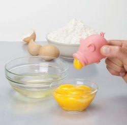 Eigelb-Schwein
