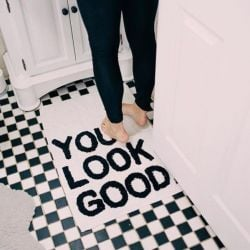 Bath Mat | You Look Good