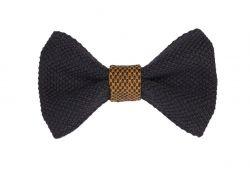 Yumi Bow Tie | Blue-Brown