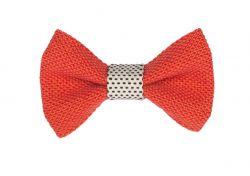 Yumi Bow Tie | Red-White