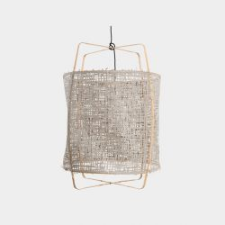 Hanging Lamp Z2 Blonde | Paper Grey Cover