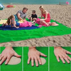 Sand-free Beach Mat | Green