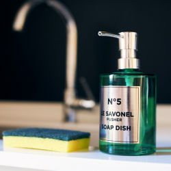 Soap Pump Le Savonel | Green