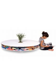 Zerino Table White