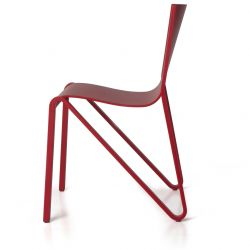 Zesty chair | red