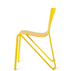 Zesty chair | yellow