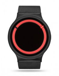 Eclipse Metallic | Black Red
