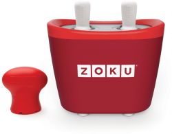 Quick Ice Pop Maker Duo | Red