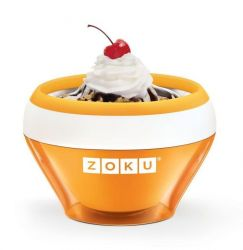 Zoku Ice Cream Maker | Orange