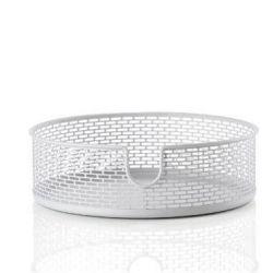 Korb 20 cm | Weiß