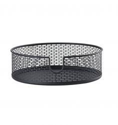 Basket 20 cm | Black