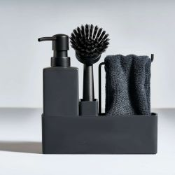 Dishwashing Set | Black