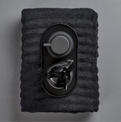 Handtuch Prime | Schwarz