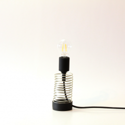 Tischlampe ZOTROPO | Schwarz