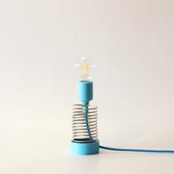 Tischlampe ZOTROPO | Blau