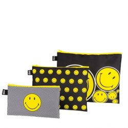 Zip Pockets | Smiley