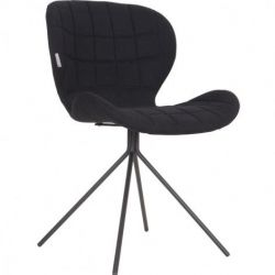Chair Upholstery | Black