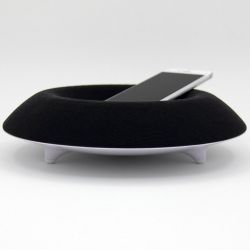 Arina Speaker Acousta | Black Base - Black Cover
