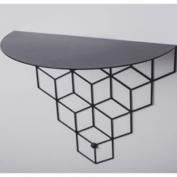 Shelf POLYHEDRA | Stiga PM Black