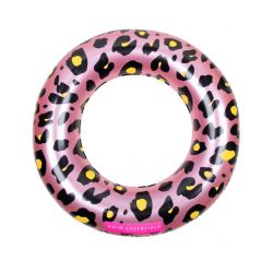Children Swimming Ring | Pink Panther Print