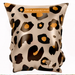Arm Bands 2 - 6 Y | Beige Panther