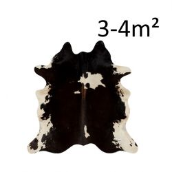 Cow Skin 3-4M2 | Black & White