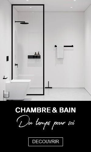 Chambre & Salle de Bain