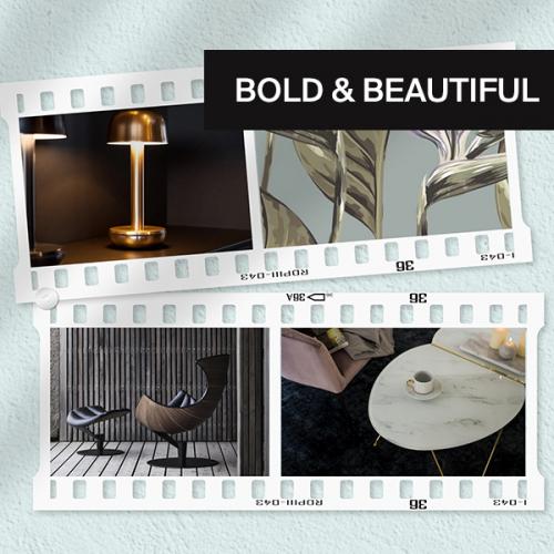 Bold & beautiful | Confident modern homes