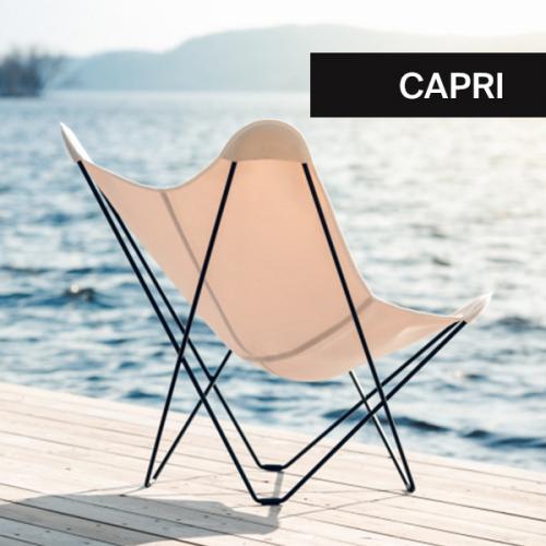 Capri im Kopf | Fabelhaftes Design inspiriert vom sonnigen Mittelmeer