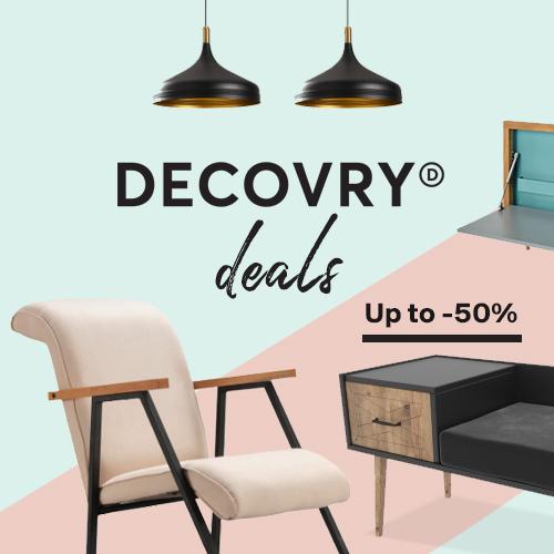 Decovry Deals   Bis zu -50%