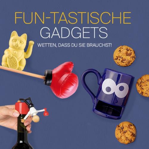 FUN-tastische Gadgets | Für Gadgetliebhaber