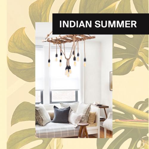 Indian Summer | Genieße das Beste des Spätsommers