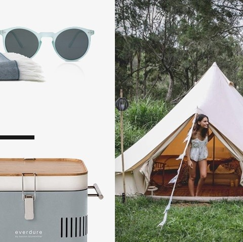 Stilvolles Glamping | Campen in Luxus