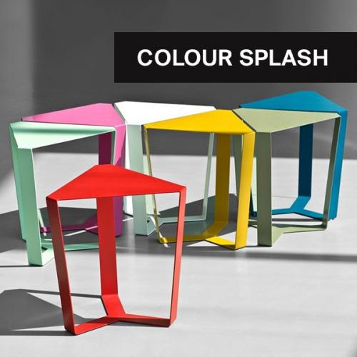 Colour splash | Go for colours
