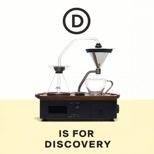 D für | Discovery