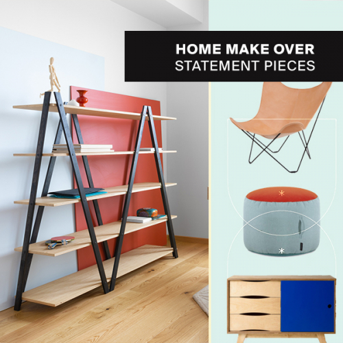Home make-over | Statement pieces