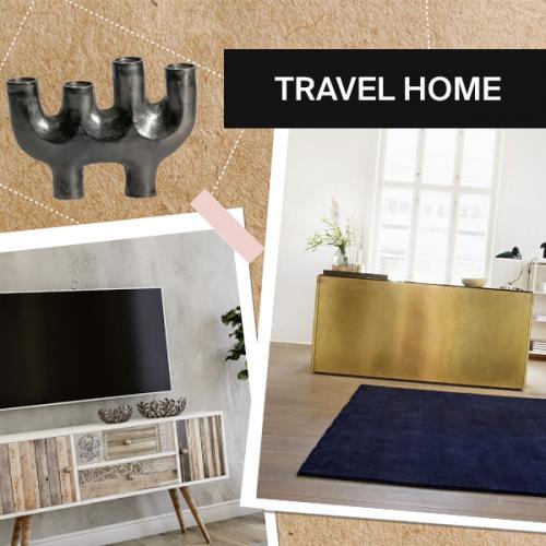 Urlaub zu Hause | Kosmopolitisches Design