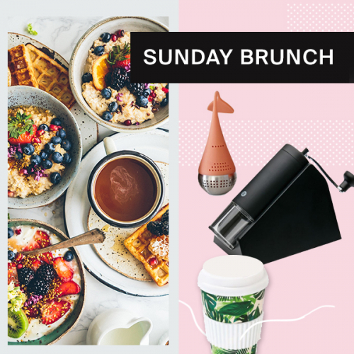 Sonntagsbrunch | Perfekter Start in den Sonntag