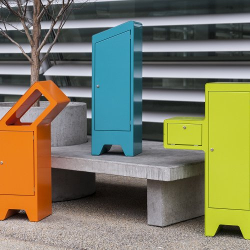 F.Lli Lamiere | Metal Sheet Furniture